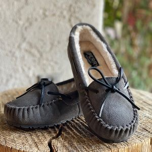 Sperry Junior Trapper Slippers Color-Grey
